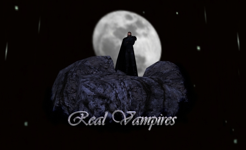 Real Vampires, RVScience, Tim Rifat
